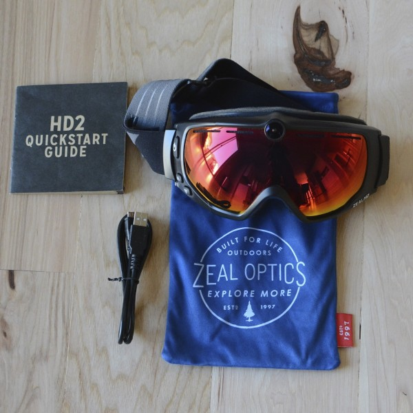 Zeal's HD2 Goggles