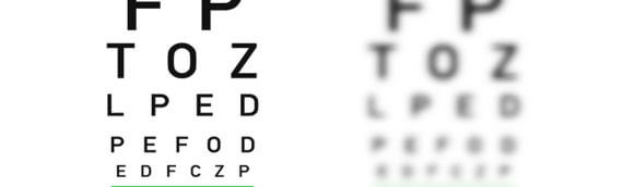 The Snellen Eye Chart & 20/20 Vision