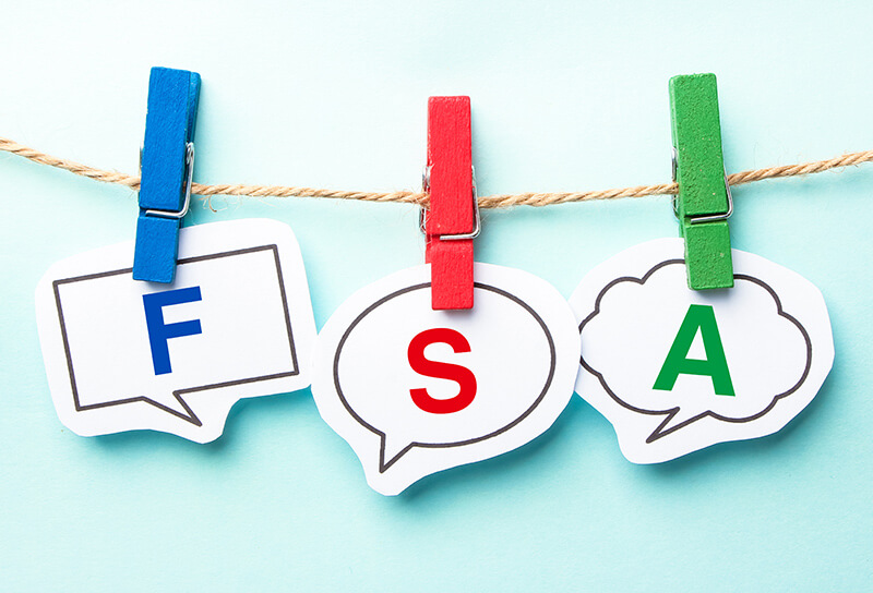 flexible spending account FSA feature