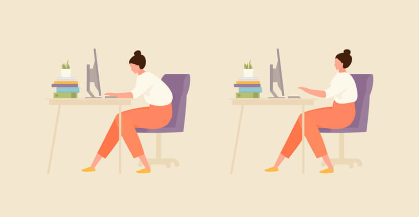 Office Ergonomics For Eyes