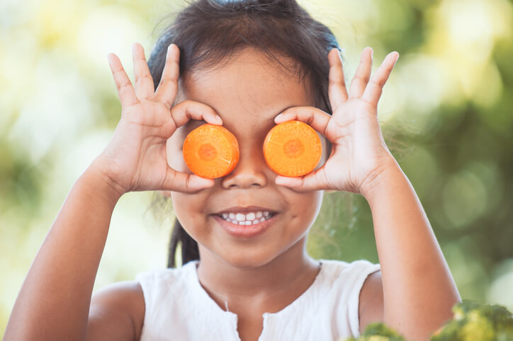 Develop Healthy Vision in Children