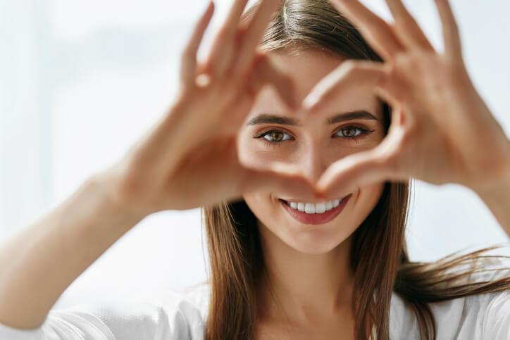 heart health and eyes